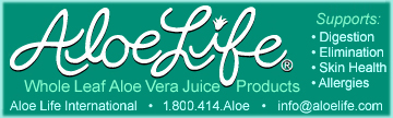 Aloe Life Aloe vera juice products